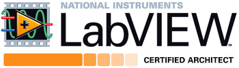 Certified LabVIEW Architect consultant