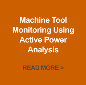 machine tool monitoring read more