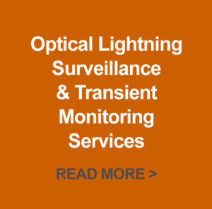 optical lightning surveillance